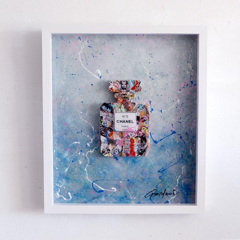 Gardani Pop Art Contemporary Art Original Paintings And